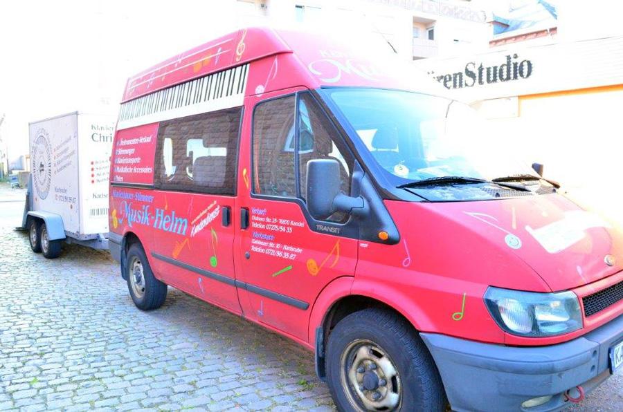Klavierstimmer Und Klaviertransporte Klaviere Helm Karlsruhe